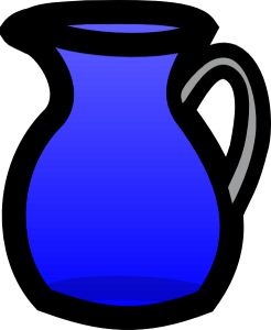 Waterjug Year 6 SATS maths vocabulary