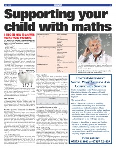 6 tips to support your child with maths