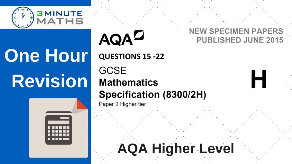 maths calculator paper 2015 edexcel mark scheme