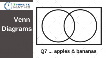 How to work with venn diagrams – new GCSE maths topic