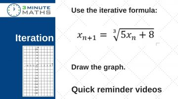 GCSE maths iteration - part 3