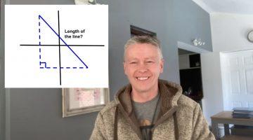 Pythagoras line segments