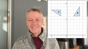 Rotations - GCSE maths
